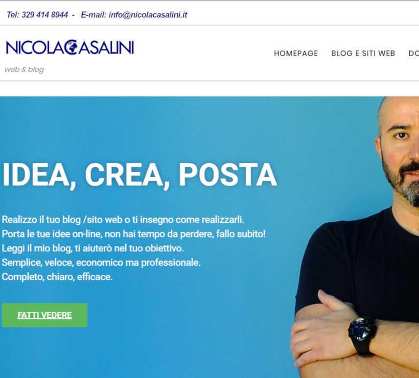Icona articolo sui temi Nicola Casalini
